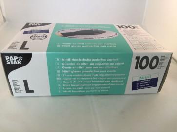Handskar M Svart 100 pack